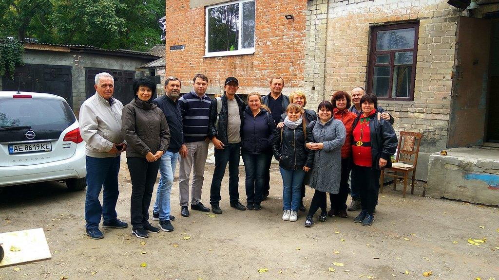 Дергачевская община строит свою церковь