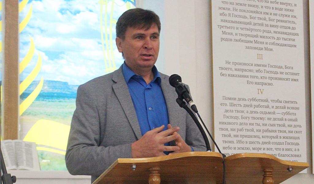 """Обучающая программа """"Школа благовестия"""" начала свою работу в Днепре"""