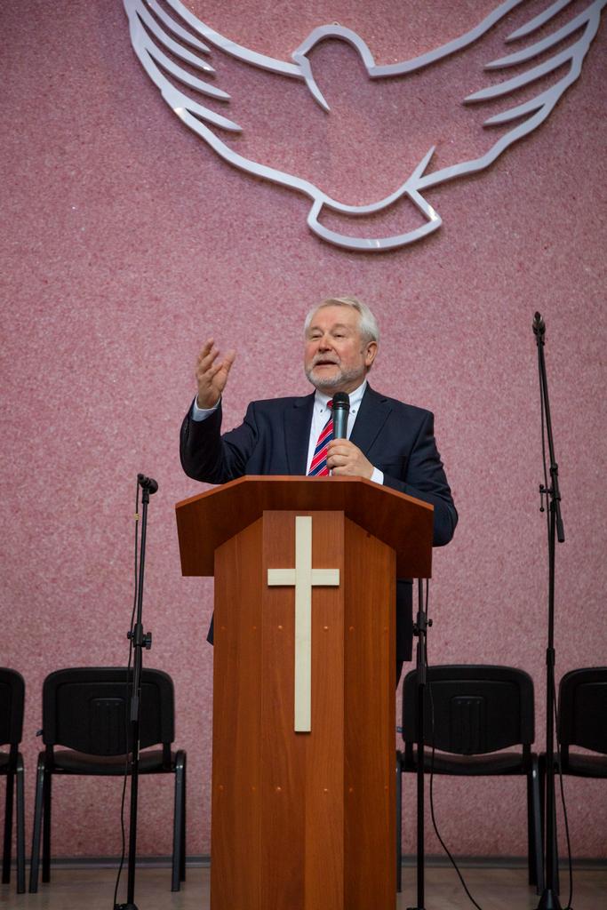 Проповедь на миссионерском конгрессе