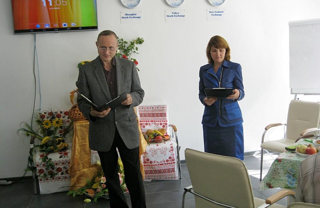 Пятая Запорожская община провела Жатвенное Богослужение