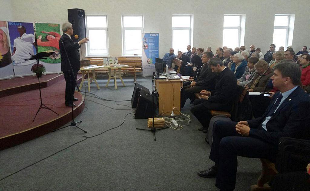 """Обучающая программа """"Школа благовестия"""" началась в Запорожье"""
