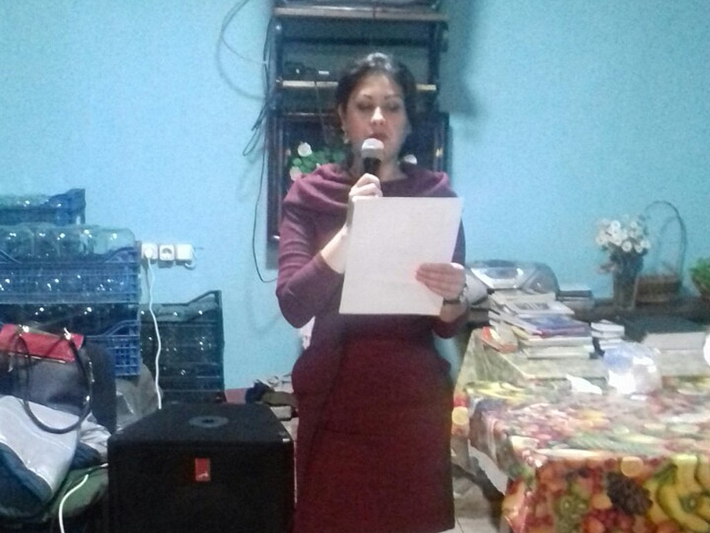 """""""Вечер надежды"""" провели адвентисты для дома милосердия в Горяновском"""