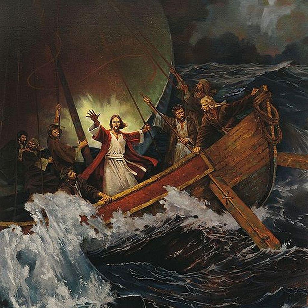Уроки 8-ой главы Евангелия от Матфея