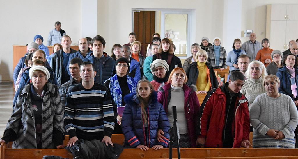 80 Криворожан собрались на Школу Благовестия
