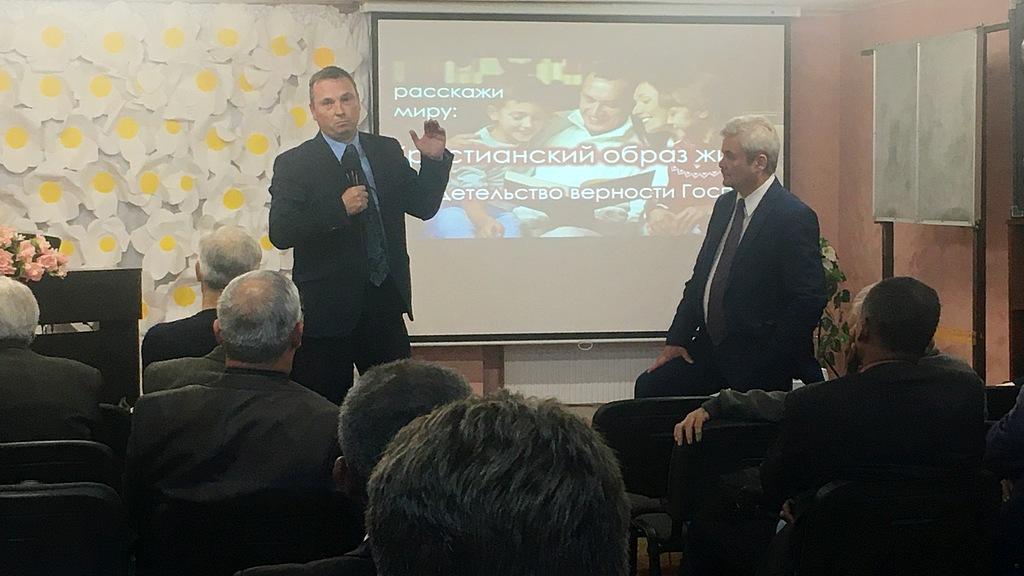 Станіслав Носов та Лев Вертило