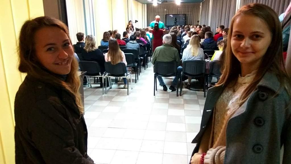 В октябре в Харькове прошли 10 встреч молодежной программы «Рестарт»