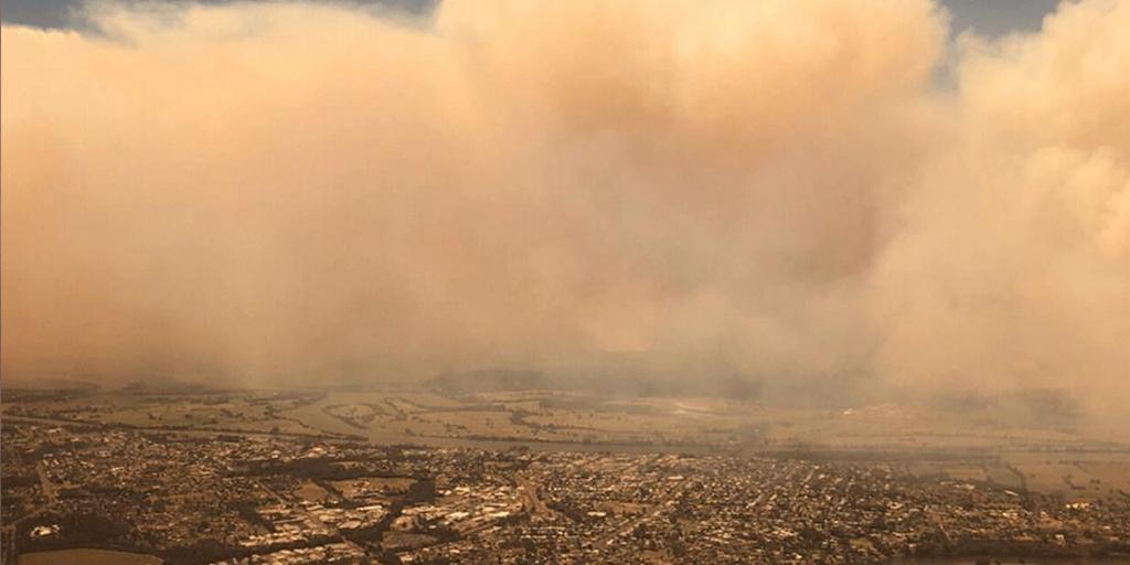 Адвентисты поддерживают жертв разрушительных пожаров в Австралии