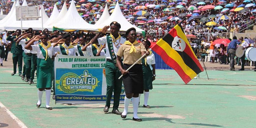 В Танзании тысячи людей отметили День Следопытов