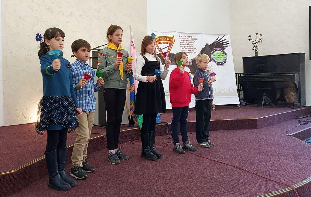 Следопыты и Искатели приключений провели слет в Запорожье