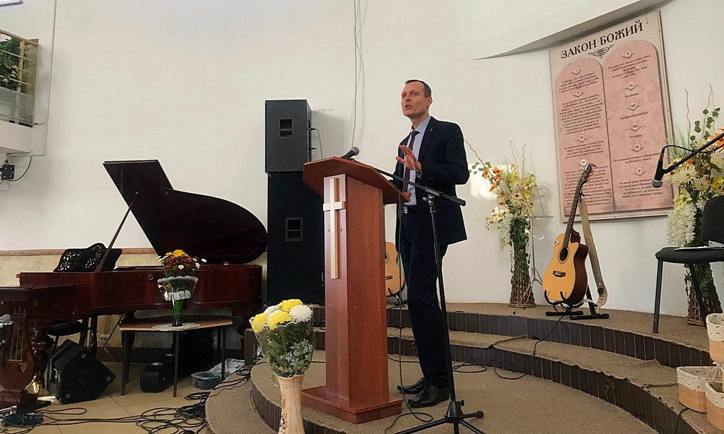 Харьковчане знакомились с нуждами людей с Особыми Потребностями