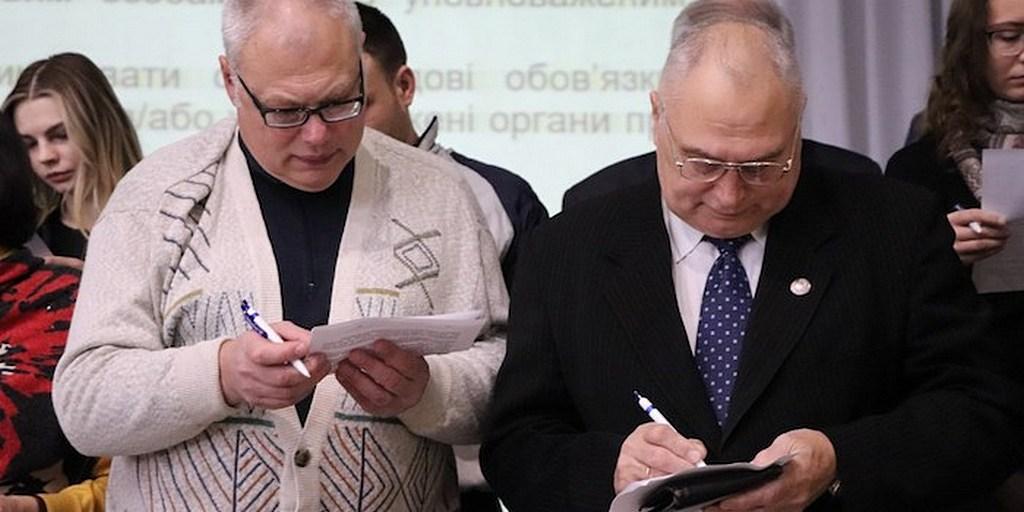 Викладачі-адвентисти України підписали Декларацію академічної доброчесності