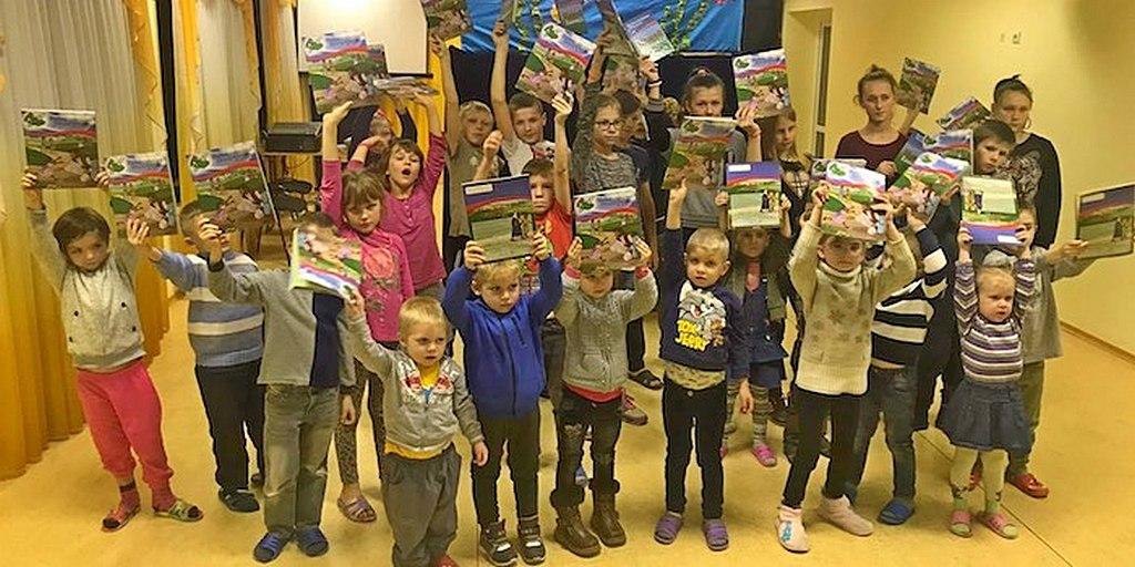 Кукольный театр адвентистов посетил детский реабцентр на Сумщине