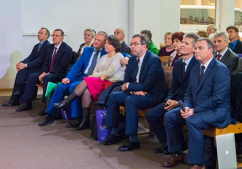 Українська Уніонна Конференція Церкви Адвентистів Сьомого Дня відзначила своє 30-річчя