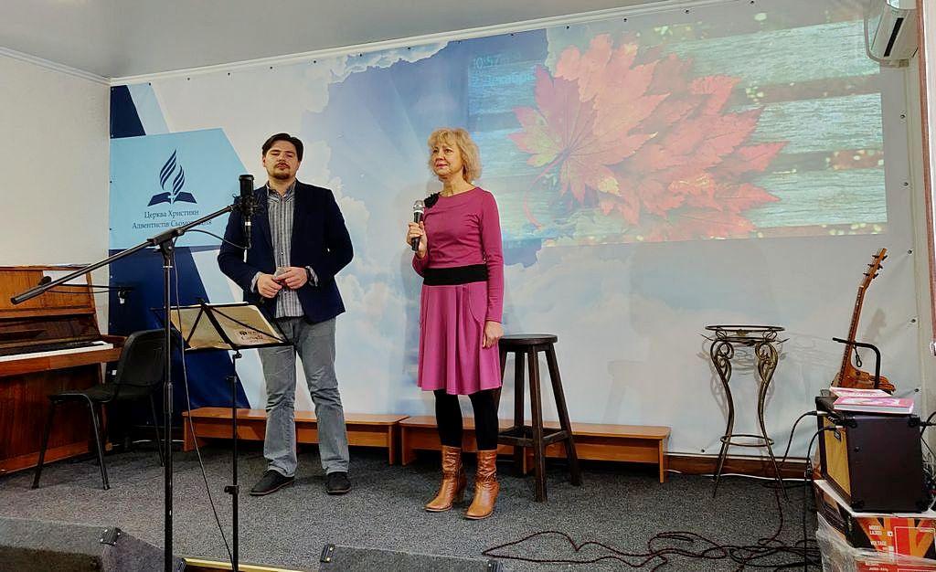 Станислав Мирошниченко и Татьяна Гаврилюк