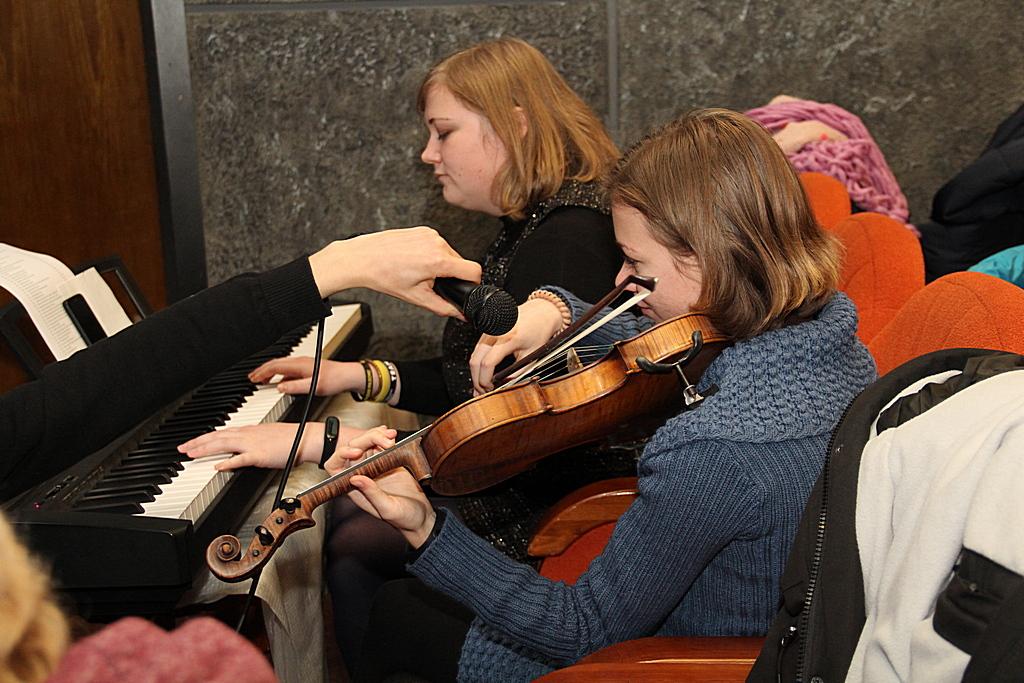 Музыкальнты общины