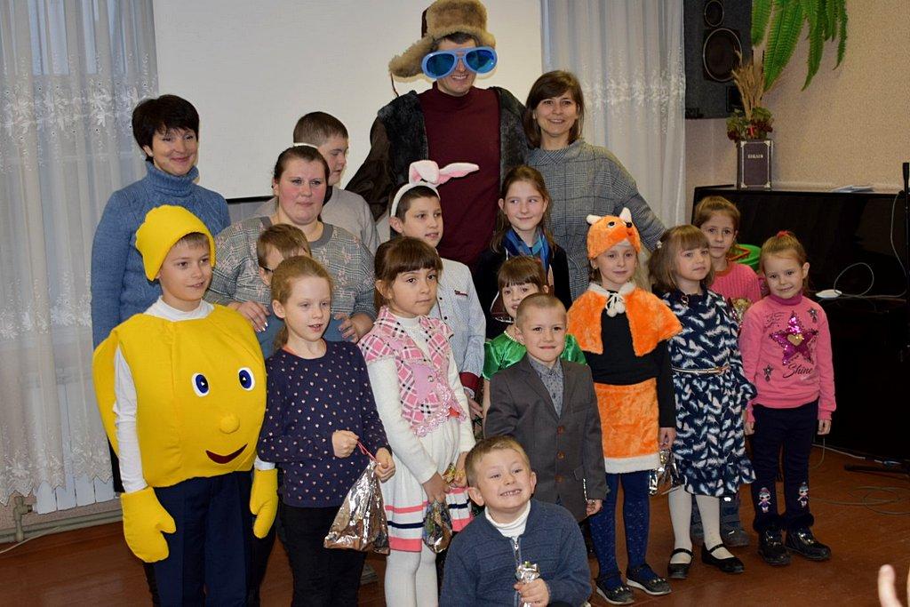 Криворожане провели концерт для учеников Центра Раннего Развития и их родителей