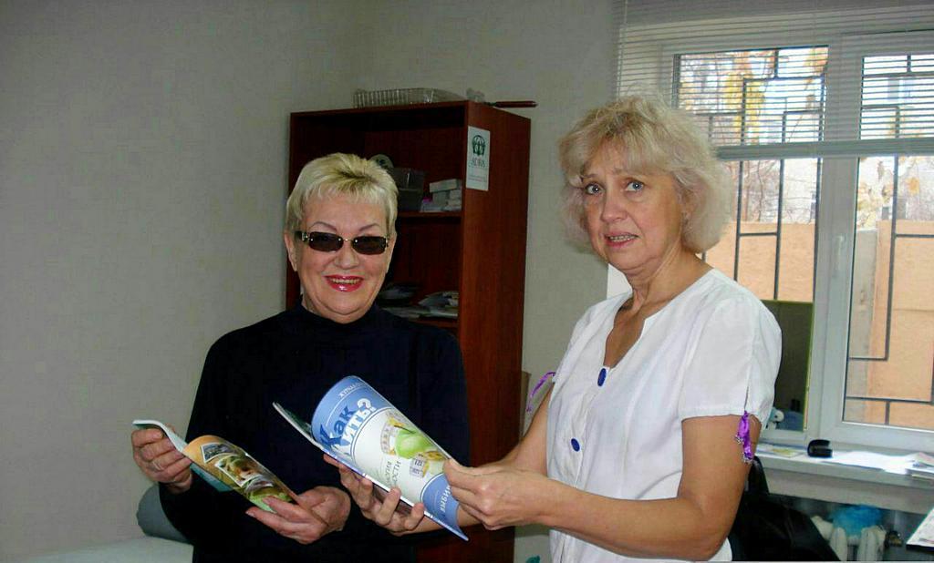 """Краматорская община продолжает проект """"Восточный ангел"""""""