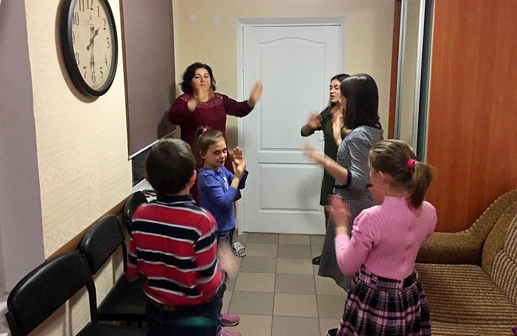 Старейшая Харьковская община организовывает клуб Следопытов