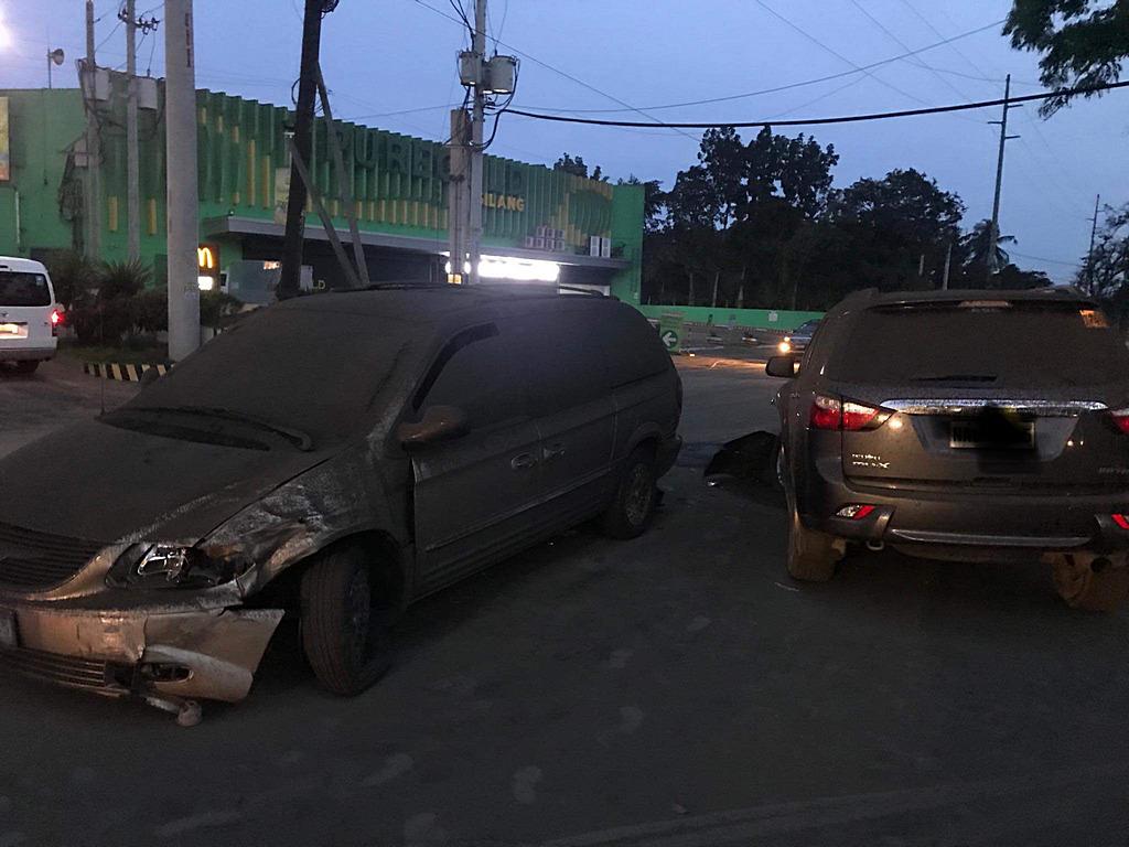 От вулканического пепла уже пострадали многие жители северного Лусона, Филиппины, включая семьи адвентистов седьмого дня, которые живут в этом районе. [Фото: Новости Южного Азиатско-Тихоокеанского дивизиона]