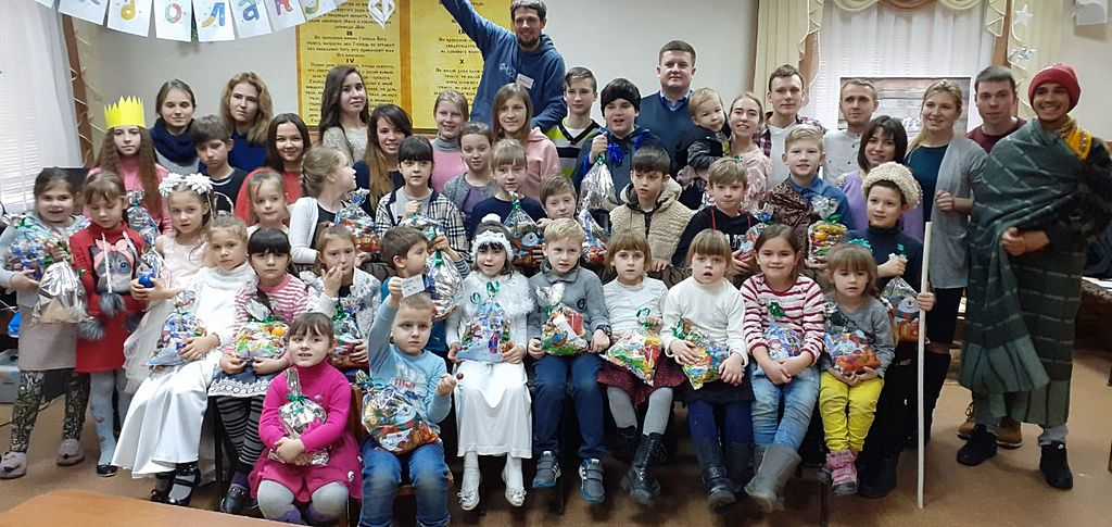 Студенты УГИ провели каникулярную школу в Покровске