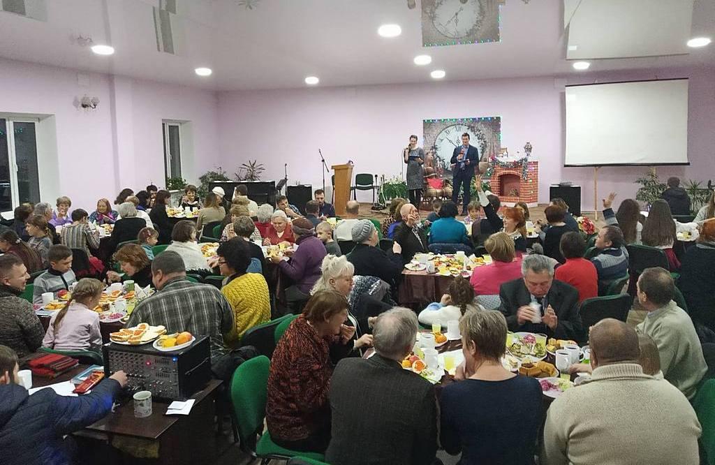 Остання субота 2019 року була особливою для чотирьох громад адвентистів сьомого дня м. Кам'янське, а також громад смт.Курилівка та Верхівцево