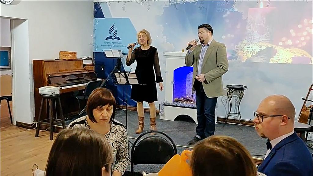 О Божьих мечтах говорили на программе в Краматорске
