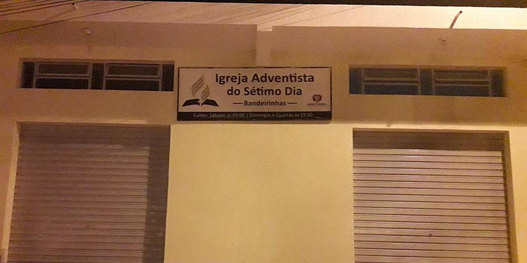 В закрытом баре в Бразилии теперь размещается адвентистское собрание