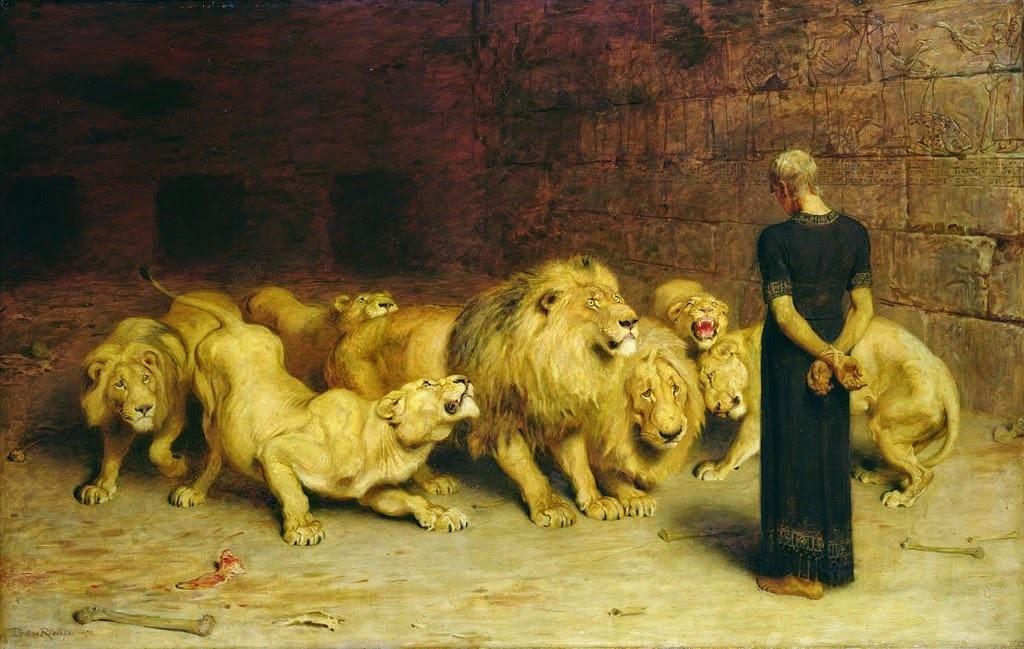 """Видеоразмышления над уроком субботней школы """"Из львиного рва - в прибежище ангела"""""""