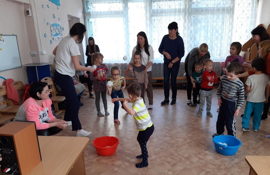 Адвентисты Северодонецка провели благотворительную программу для детей с особыми потребностями