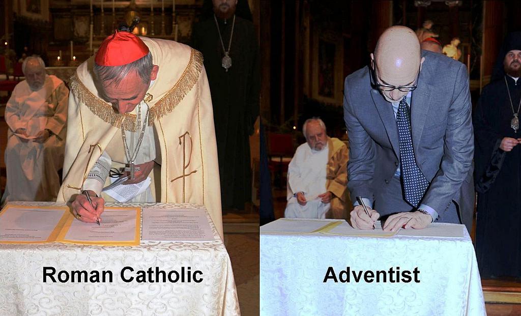 Заявление Итальянского Униона Церкви Адвентистов Седьмого Дня