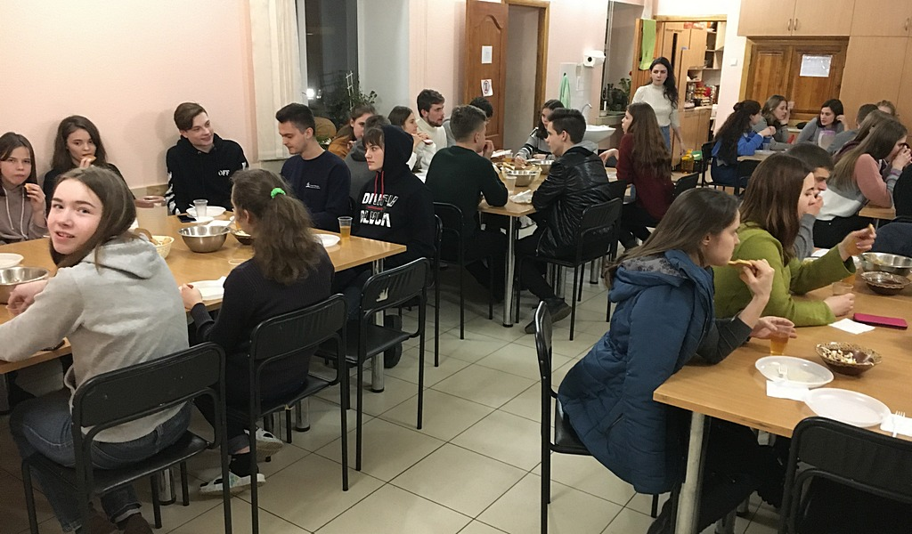 Обучение лагерному служению состоялось в Днепре