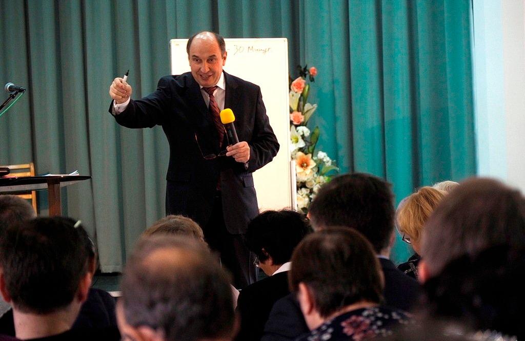Мифы о росте церкви: Обнаружение Истин, которые помогут Вашей церкви вырасти — 4