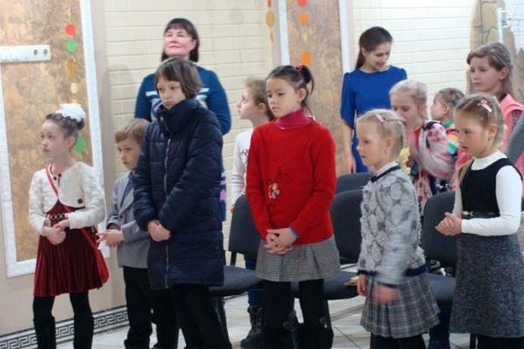 Отдел детского служения конференции предлагает новый проект для работы с детьми