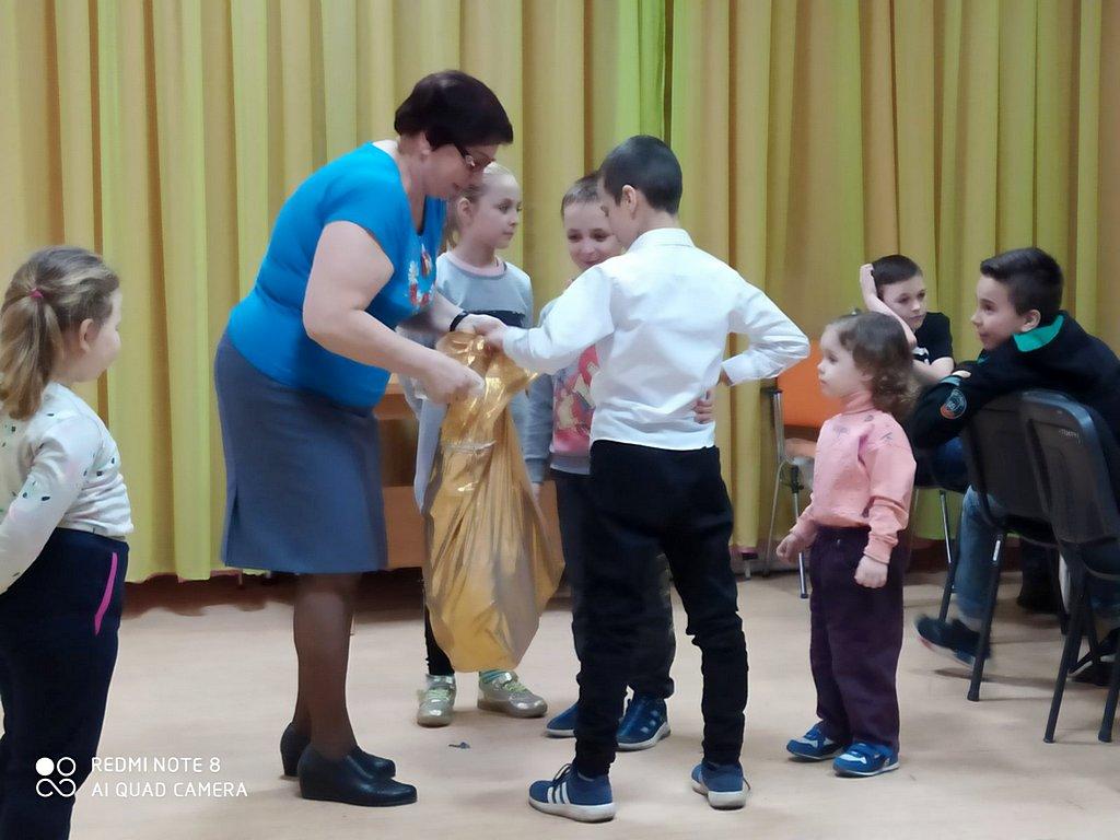В Енергодарі адвентисти провели розважальний захід для дітей