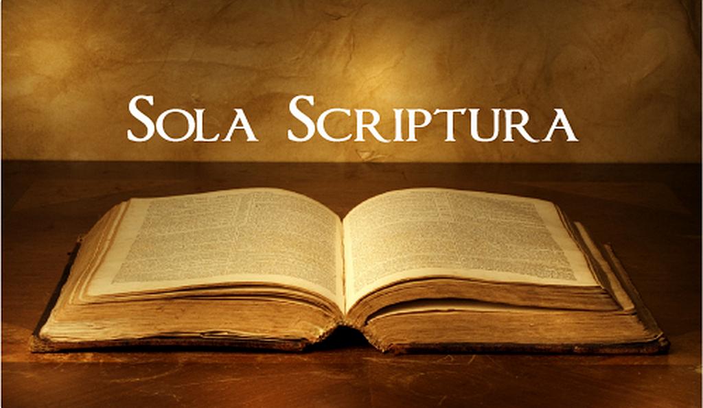 """Видеоразмышления над уроком субботней школы """"Только Библия — Sola Scriptura"""""""