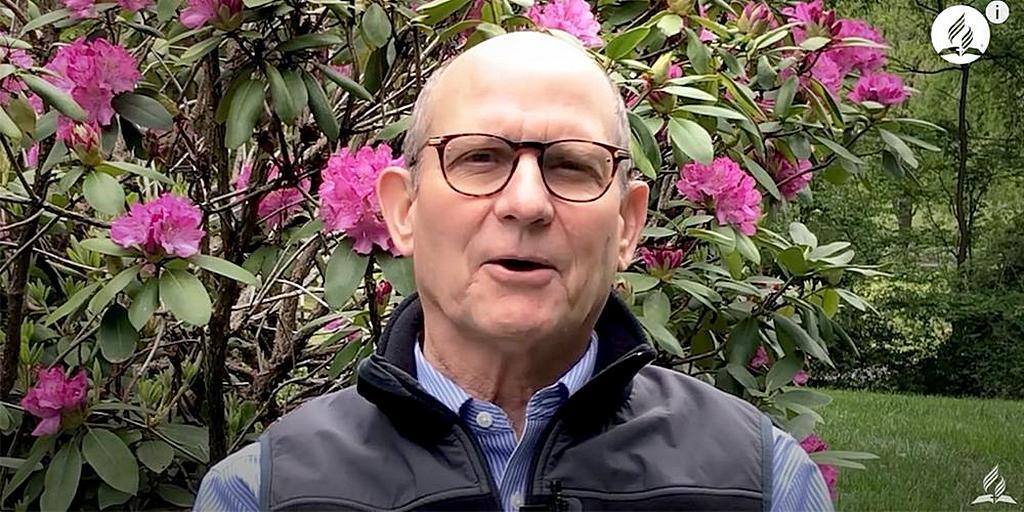Пастор Тед Н.К. Вильсон 22 мая обратился к Всемирной Адвентистской Церкви
