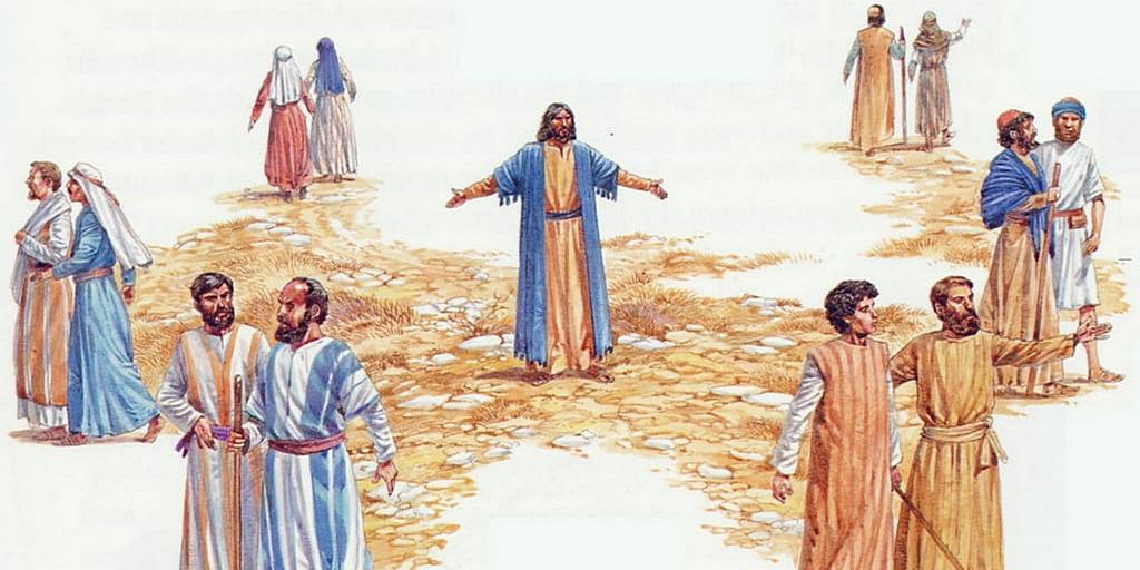 Уроки 10-ой главы Евангелия от Матфея