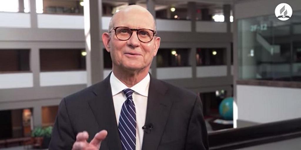 Пастор Тед Вильсон: особое внимание на пророчество в книге Даниила