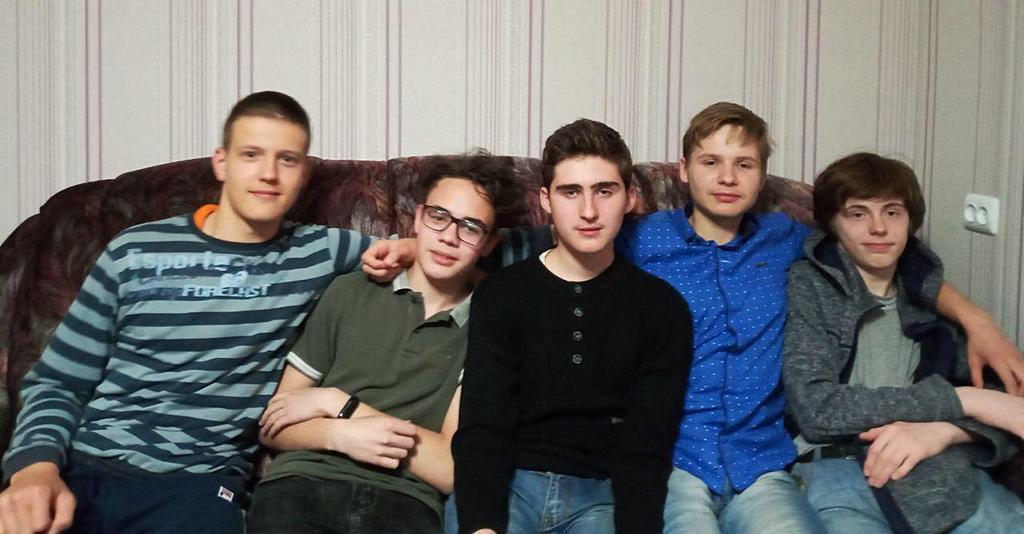 Команда Северодонецка