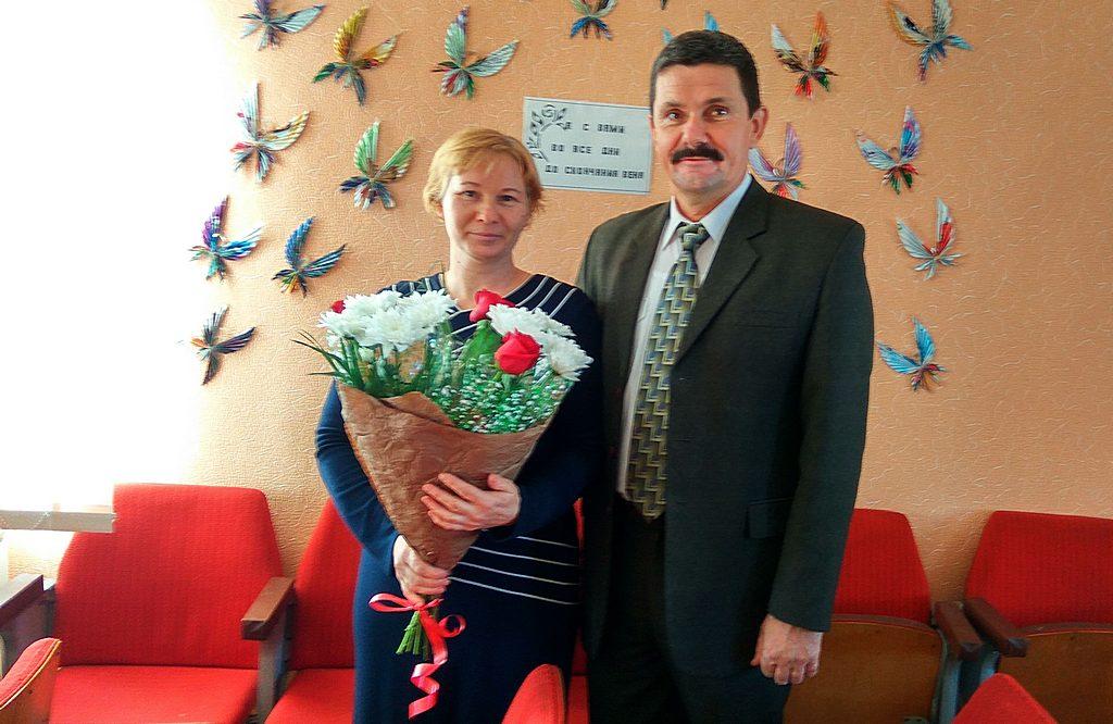 Геннадий и Людмила Кузнецовы