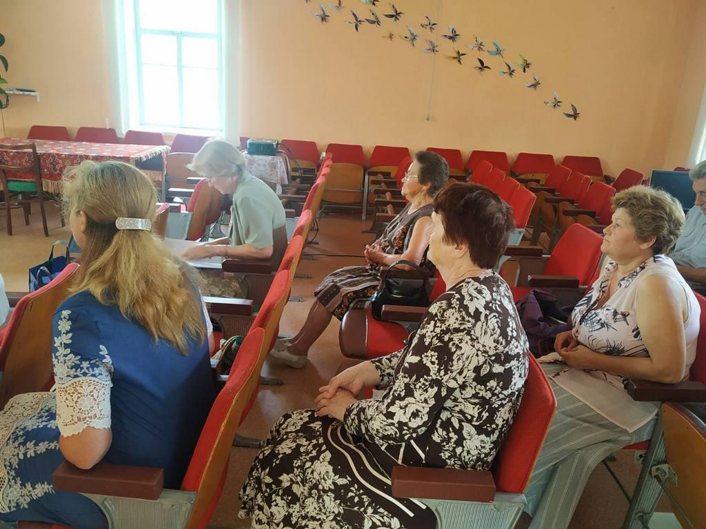 Александр Печерский представлен на служение в Желтых Водах