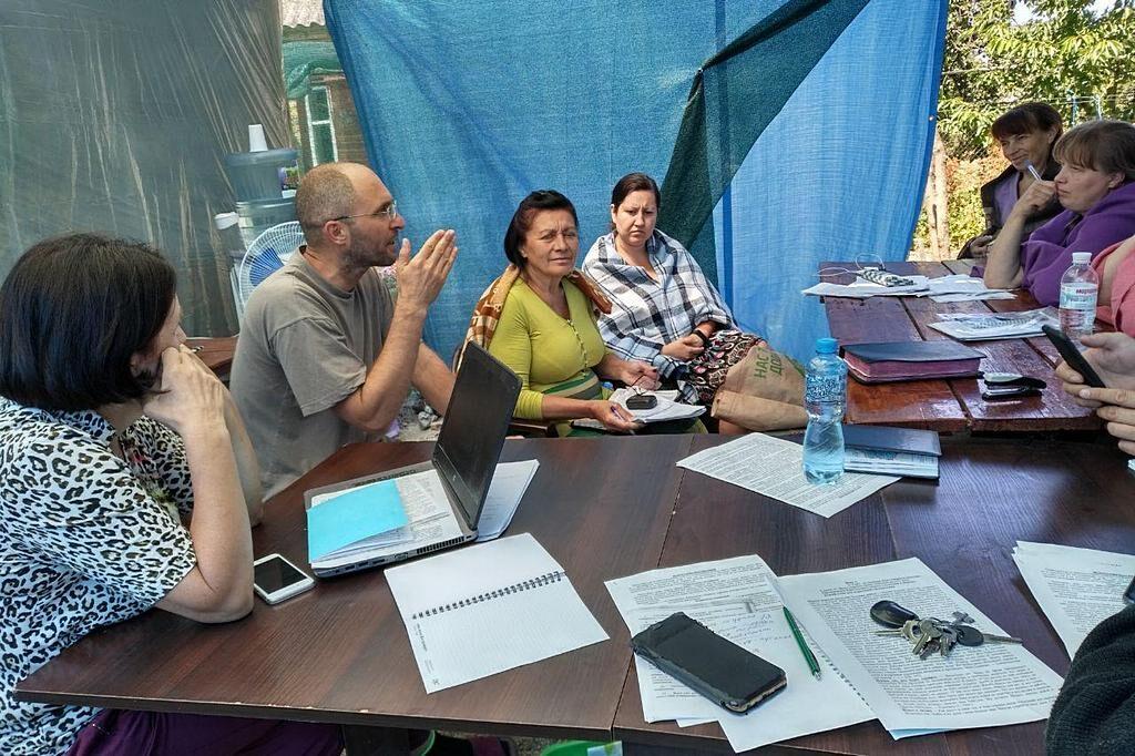 Совещание координаторов Адвентистского Служения Возможностей Восточно-Днепровской конференции прошло в Синельниково