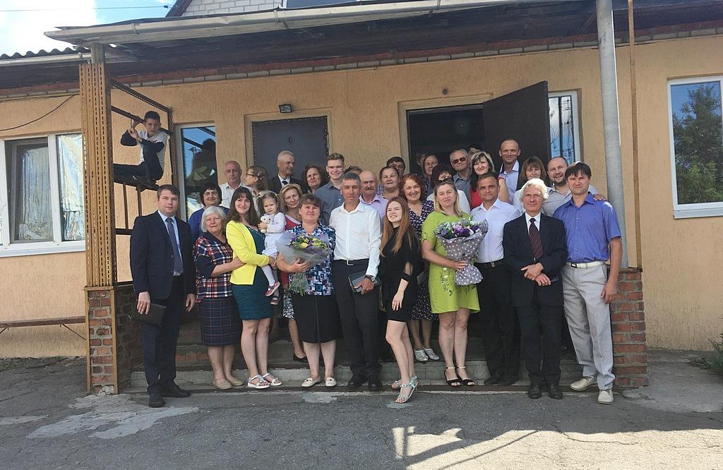 В двух общинах Харьковской области был представлен новый служитель