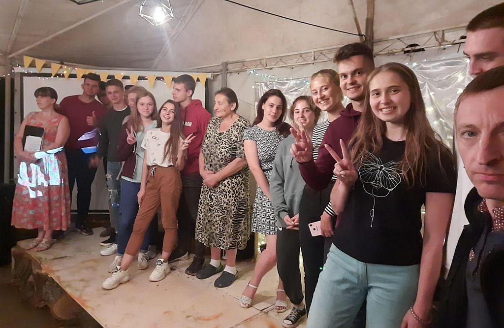 Летная встреча GO молодежного лагеря FLY прошла с 14 по 19 августа в Новомосковске