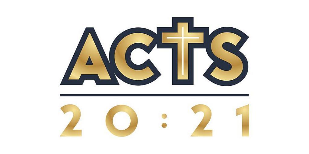 Церкви по всем Соединенным Штатам присоединяются к Евангелизации ДЕЯНИЯ 20:21