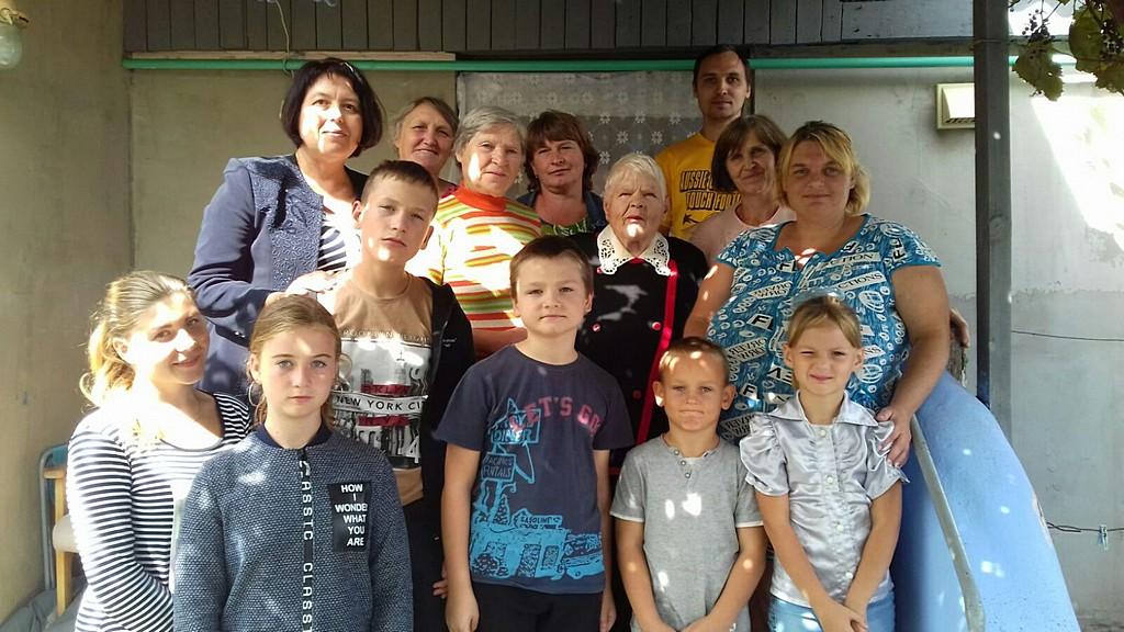 В Новопскове провели благословение детей на новый учебный год