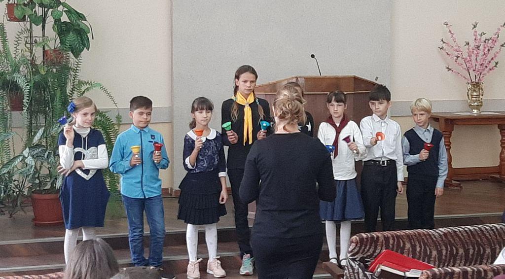 Ребята из двух клубов собрались в Запорожье для проведения Дня Следопытов