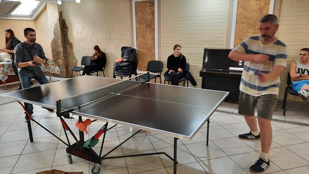 25 октября в Харькове состоялся 2-й конференционный турнир по настольному теннису