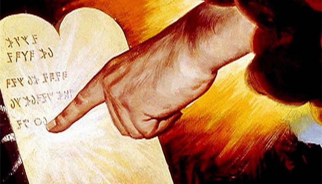 Вечный Божий завет и суббота
