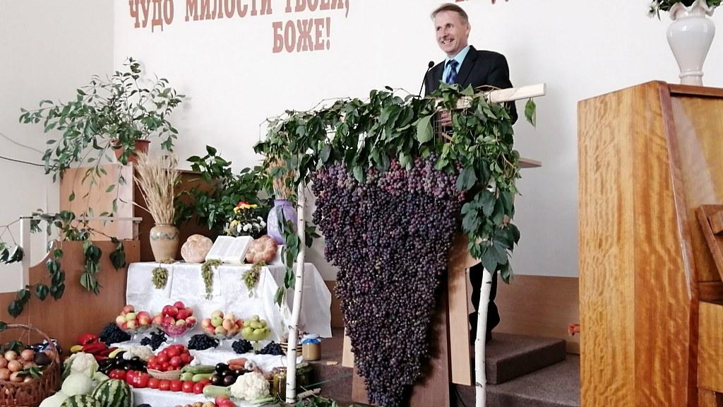 Пастор Анатолий Господарец